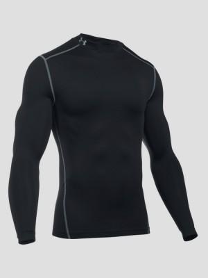 Kompresní tričko Under Armour CG Mock Černá
