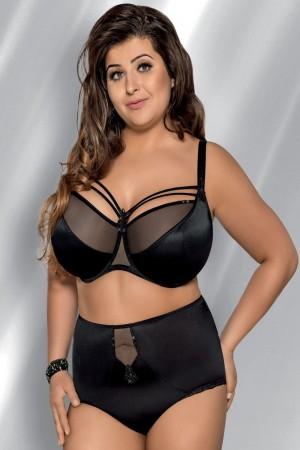 Dámské kalhotky 212 Evita black černá