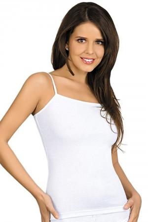 Dámská košilka Nata white bílá