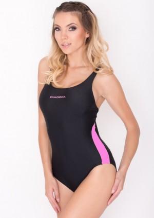 Dámské sportovní plavky Diadora 61002P M Černá