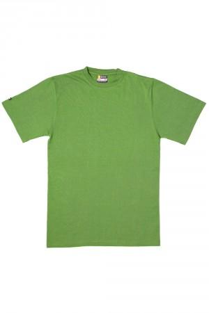 Pánské tričko 19407 olive olivová