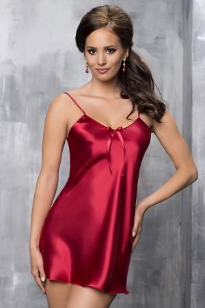 Elegantní košilka Aria Burgundy