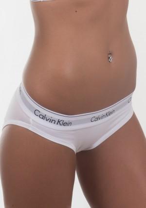 Kalhotky Calvin Klein MODERN COTTON F3787 M Bílá