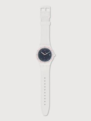 Hodinky Swatch SUTW404 Bílá