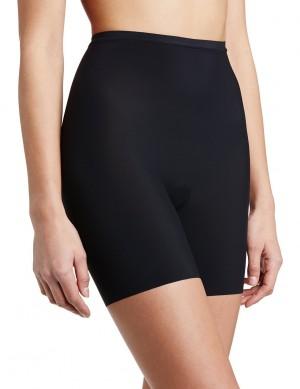Stahovací kalhotky s nohavicemi 2060 černá - Maidenform Velikost do filtru: L, Barva EM Lingerie: černá (BK)