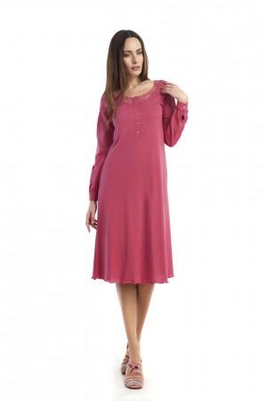 Dámská noční košile Bianca 00-10-2610 - Vamp