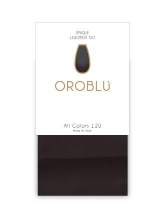 Legíny All Colors VOBC01350 černá - Oroblu Velikost do filtru: L/XL, Barva EM Lingerie: černá (BLACK)