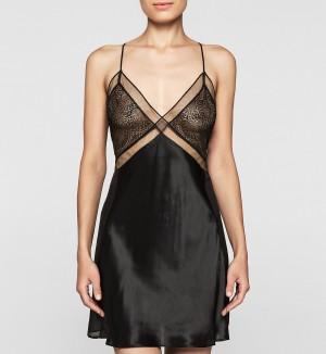 Noční košilka QS5704E - Calvin Klein