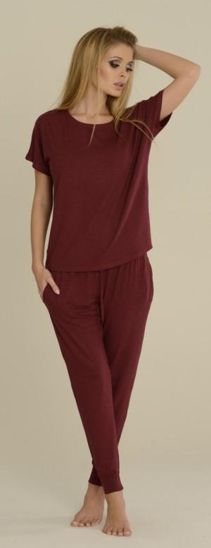 Dámské pyžamo PAULA 524 - DE LAFENSE