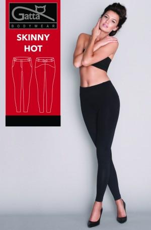 Dámské kalhoty Skinny Hot - GATTA BODYWEAR