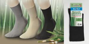 Zdravotní ponožky DEO MED BAMBOO - JJW DEOMED