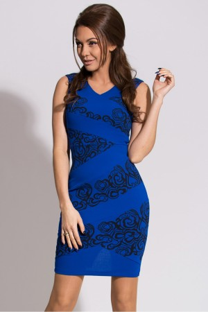 Večerní šaty  model 48103 YourNewStyle