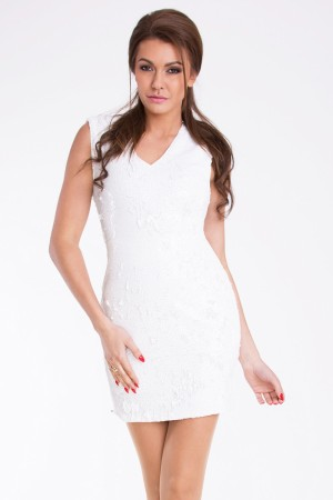 Krátké šaty  model 48869 YourNewStyle
