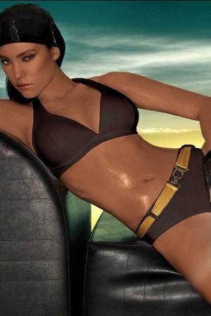 Dvoudílné plavky  model 50298 Demi Saison
