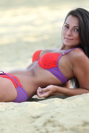 Dvoudílné plavky  model 50328 Demi Saison