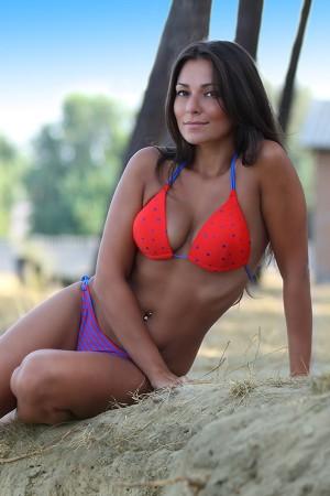 Dvoudílné plavky  model 50329 Demi Saison