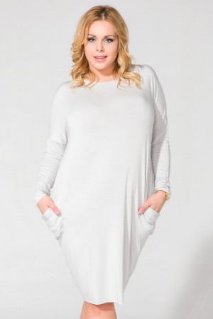 Denní šaty  model 60736 Tessita  UNIWERSALNY