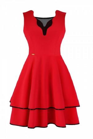 Společenské šaty  model 108511 Jersa