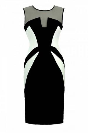 Společenské šaty  model 108538 Jersa