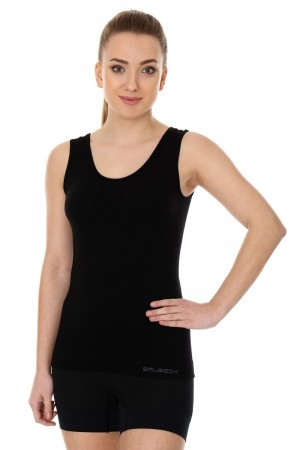 Dámská košilka TA 00510 Free black černá