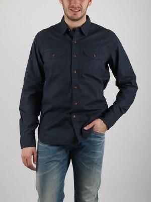 Košile Replay M4861T Modrá