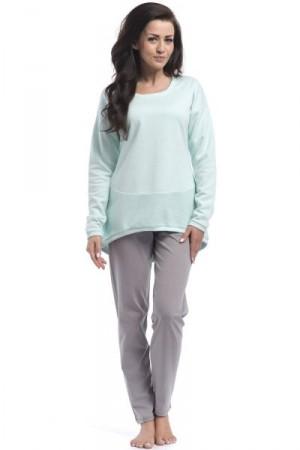 Dobranocka PM.8040 Dámské pyžamo S aquamarine
