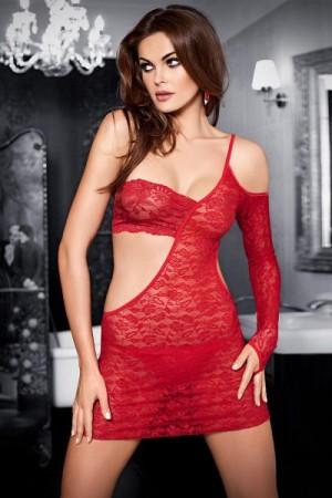 Tessoro 242 Carmine Lady Košilka 2XL červená