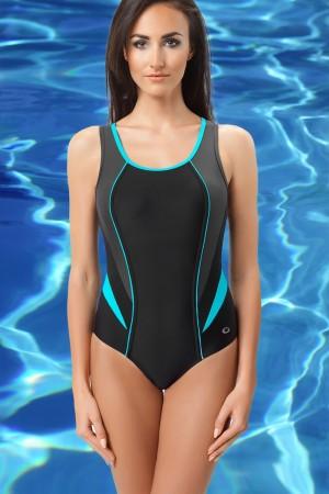 Jednodílné plavky  model 112961 GWINNER