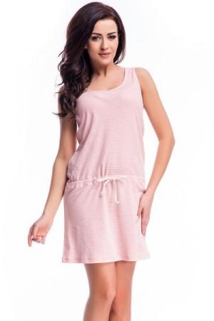 Dobranocka TM.7018 Noční košilka XL pink melange