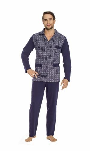 Pánské pyžamo Luna 797 3XL-4XL