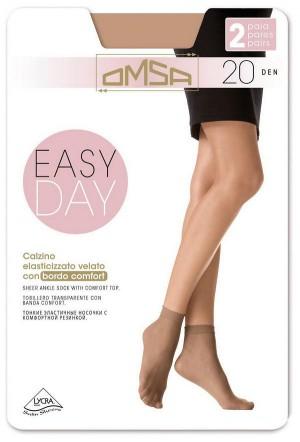 Ponožky Omsa Easy Day 20 den A'2