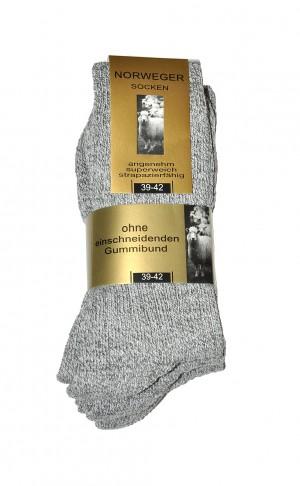 Ponožky WiK Norweger Wolle art.20110 A'3