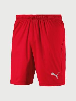 Kraťasy Puma LIGA Shorts Core Červená