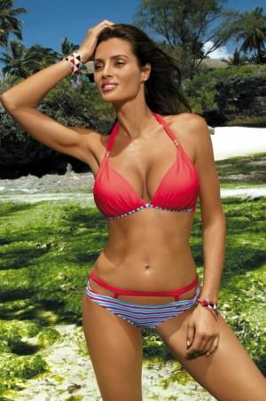 Dámské dvojdílné plavky Brenda M-403 - Marko