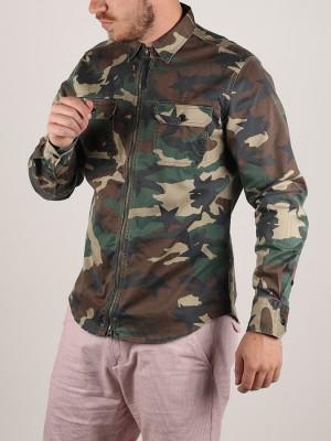 Košile Replay M4930A Hemd Barevná