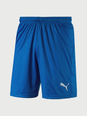 Kraťasy Puma LIGA Shorts Core Modrá