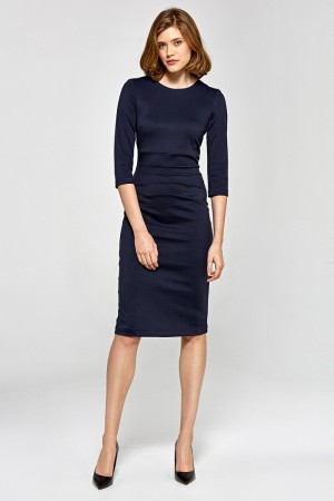 Denní šaty  model 118829 Colett