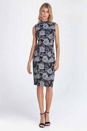 Denní šaty  model 118854 Colett