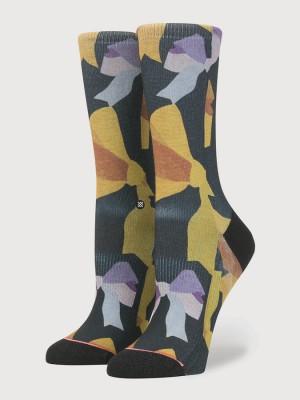 Ponožky Stance Mine Black Barevná